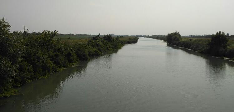 Der Fluss Brenta